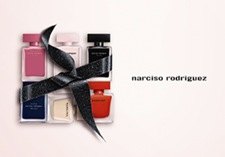 Exklusive NARCISO RODRIGUEZ Geschenk-Aktion!